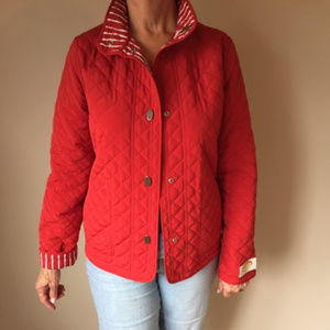 Talbots reversible jacket, TWO in One!
